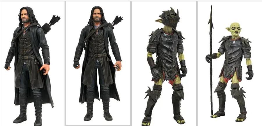 Action Figure Aragorn